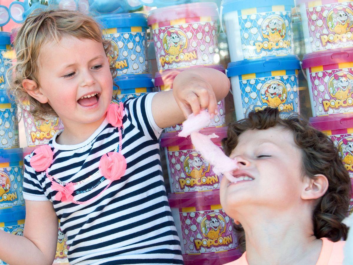 Suikerspinhuisje